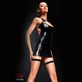 LINGERIE FEMININA - OBSESSIVE LUIZA THONG BLACK
