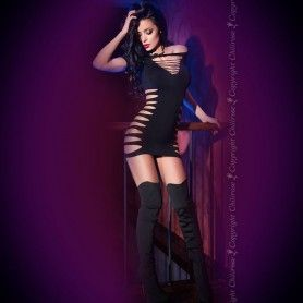 BDSM - FETISH FANTASY SHOCK THERAPY SILICONE COCK STRAPS